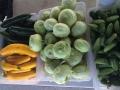 zucchini and kholrabi